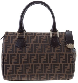 FENDI - Monogrammed canvas bag - Luxe Logo Totes