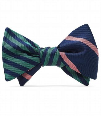 BB#5 and BB#3 Stripe Reversible Bow Tie - Spring 2010 Men's Fashion