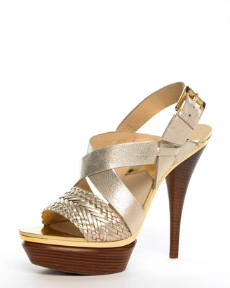MICHAEL Michael Kors Juniper Platform Sandal - Strappy Sandals