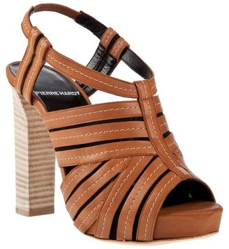 PIERRE HARDY - Open toe sandals - Platform Sandals