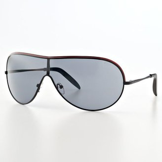 Fila sport® rimless shield sunglasses - Shield Wrap Sunglasses