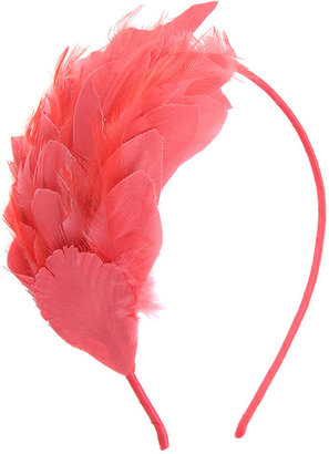 Elegant Feather Headband - Feathered Headbands 
