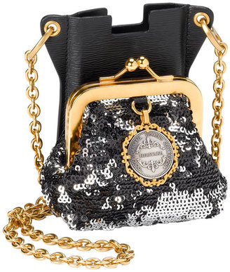 Dolce&Gabbana 'Miss iPhone' Case & Coin Purse - Dazzling Dolce and Gabbana Handbags