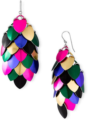 Noir Cluster Earrings - Noir