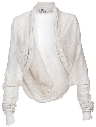 Lost &amp; Found&#39;s Lace Shrug Sweater - Sassy Shrug Sweaters