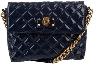 MARC JACOBS - 'The large single' quilted patent leather bag - Marc Jacobs