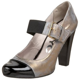 DKNYC Women&#39;s Claudine Mary Jane Pump - Heels