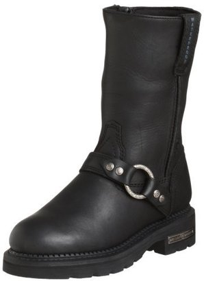 Ariat Women&#39;s Latitude H2O Motorcycle Boot - Studded Boots