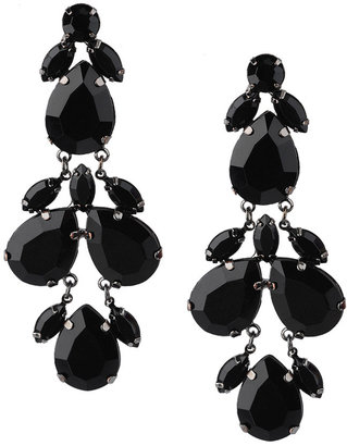 Vivianne Jewel Earrings - Forever 21