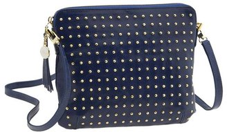 Abas Abby Studded Crossbody Bag - Studded Shoulder Bag