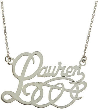 West Avenue Jewelry Name Necklace - Max &amp; Chloe
