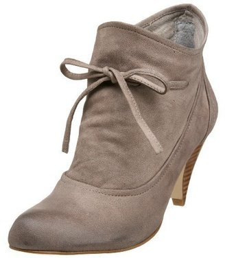 Nine West Women&#39;s Jolting Ankle Bootie - Paperbag Booties