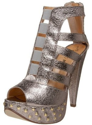Enigma Women&#39;s HH566 40 MM Platform Sandal - Heels