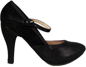 Repetto Karine Mary Jane Pumps In Noir - Shoes