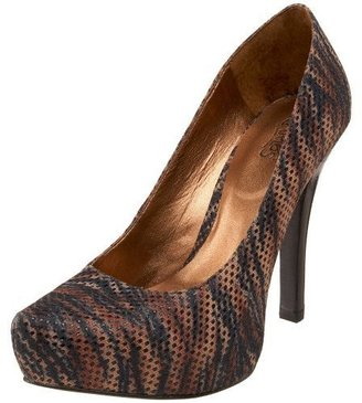 Carlos by Carlos Santana Women&#39;s Privilege Platform Pump - Hidden Platform Pumps