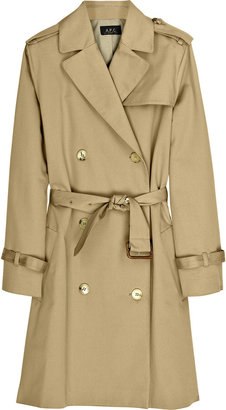 A.P.C. Cotton trench coat - APC
