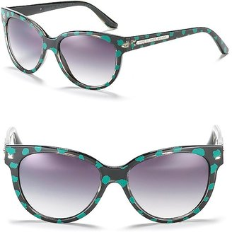 MARC BY MARC JACOBS Printed Cat's Eye Sunglasses - Marc Jacobs Sunwear