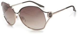 Armani exchange oversized metal sunglasses - Sunglasses