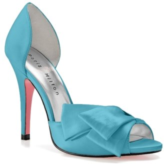 Paris Hilton Suarey Pump - Peep Toe Pumps