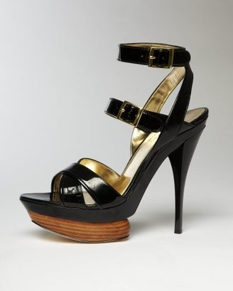 Bacia Patent Towering Sandal - WEB EXCLUSIVE - Platform Sandals