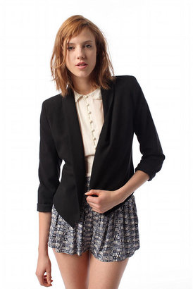 Pins and Needles Tuxedo Blazer - Urban Outfitters