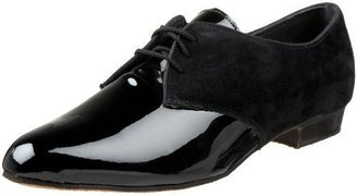 Tic-Tac-Toes Men&#39;s Doral Tuxedo Blucher - Flat Oxfords