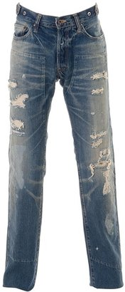 PRPS - Ripped light wash jeans - Spring 2010 Men's Fashion
