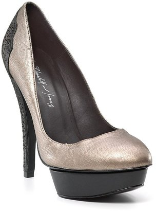 Elizabeth and James &quot;Nora&quot; Platform Pumps - Heels