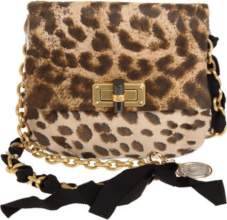 Lanvin Happy Mini Shoulder Bag - Dress Like Mary-Kate Olsen
