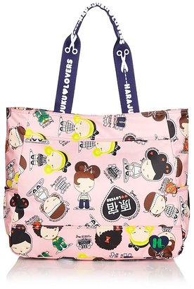 Harajuku Lovers Candy Tote in Cut Out Cuties - Harajuku Lovers