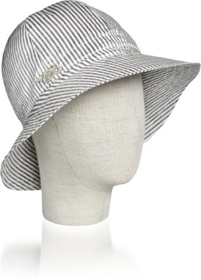 Striped cloche - The Classic Cloche