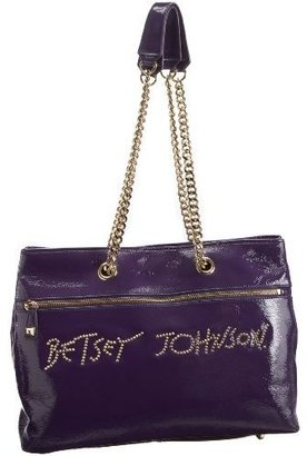 Betsey Johnson Star Studded Shopper - Handbags
