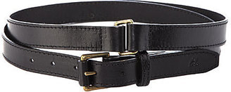 3.1 Phillip Lim Double Wrap Around Belt - Accessories