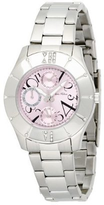 Paris Hilton Women's 138.4697.60 Multi Function Pink Dial Watch - All Things Paris