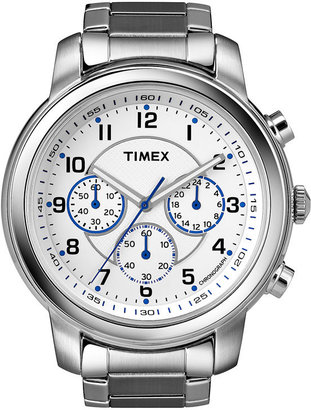 Timex Chronograph Bracelet Watch - Timex