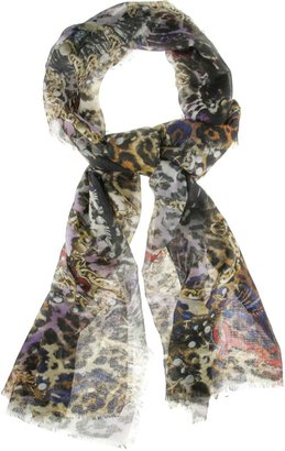 Jimmy Choo Soren Scarf - Patterned Scarf