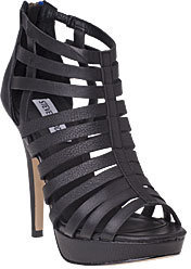 Steve Madden - Nusance Black Leather - Dress Like Kimberly Wyatt