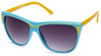 AJ Morgan Women&#39;s Greta Sunglasses - 2010 Neon Sunglasses