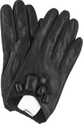 3.1 Phillip Lim Jeweled Driving Gloves - 3.1 Phillip Lim