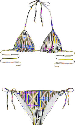 Matthew Williamson Ikat print bikini - Matthew Williamson