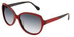 DVF512S Sunglasses in Black Merlot, Brown Teal, Navy Bordeaux or Red Granite - Novelty Sunglasses
