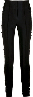 Alexander Wang Studded skinny pants - Futuristic Fashion