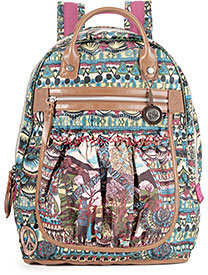 Artist Circle Backpack - Handbags