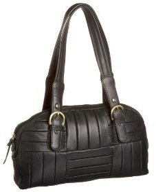 Latico Parquet East/West Bowler Purse - Handbags