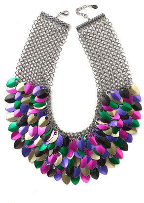 Noir Bib Necklace - The Best of Noir Jewelry