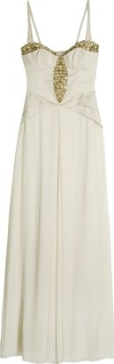 Temperley Long Violetta Dress - Dress Like Emma Roberts