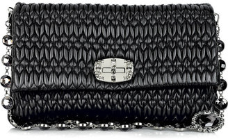 Miu Miu Matelasse leather shoulder bag - Quilted Leather Bag