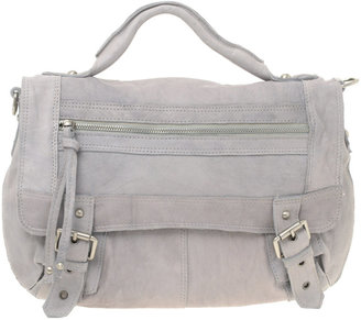 Oasis Leather Satchel - Satchel