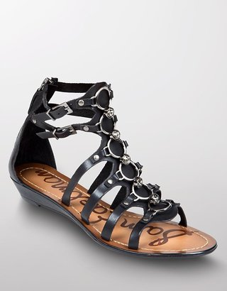 Sam Edelman Damian Leather Gladiator Sandals - Sandals