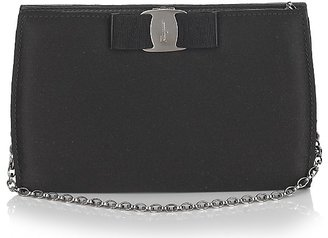 Salvatore Ferragamo Vara Satin Mini Bag - Salvatore Ferragamo